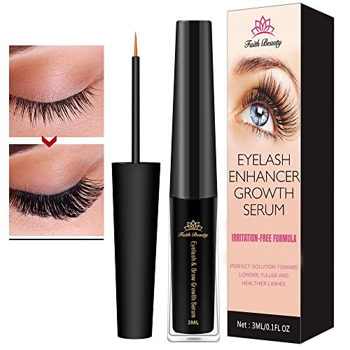 Eyelash Growth Serum for Lash and Brow Irritation Free Formula (E5)