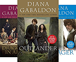 Outlander Series (8 Book Series) by Diana Gabaldon