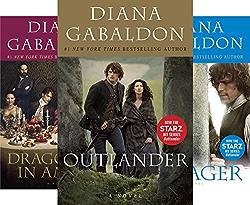 Outlander Series (8 Book Series) by Diana Gabaldon