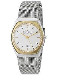 Skagen Women's SKW2050 Silver Stainless-Steel Quartz Watch