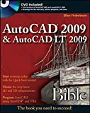 img - for AutoCAD 2009 and AutoCAD LT 2009 Bible by Ellen Finkelstein (2008-06-30) book / textbook / text book