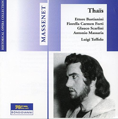 Thais (Sung in Italian), Act I: Act I: Ecco qui il pan (Ecco Pan)