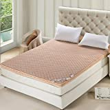 tatami mattress/thick bed pad/ single pad/ mat/ mattress-B 135x200cm(53x79inch)