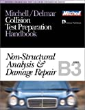 img - for ASE Test Prep Series -- Collision Repair/Refinish (B3): Non-Structural Analysis and Damage Repair book / textbook / text book