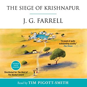 The Siege of Krishnapur Audiobook