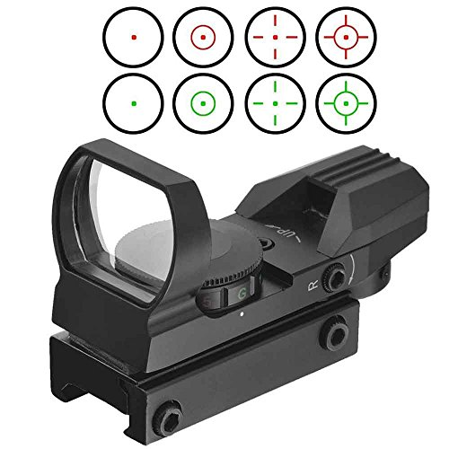 TRINITY Reflex Sight With 4 Reticles Red Green For Winchester Super X3 Cantilever Buck