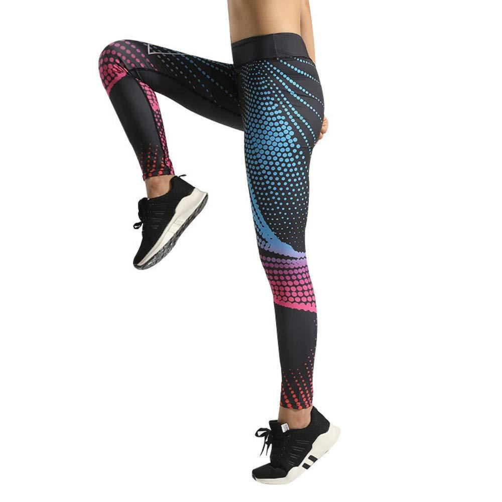 AITU Yogahosen Yogahosen eng anliegende Bauch-Hüfte trägt die beiläufige Laufkostüme der beiläufigen Eignung der Frau im Freien zur Schau