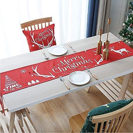 WATERMELON Mesa de Navidad de Estilo Plano de Mesa Mantel de ...