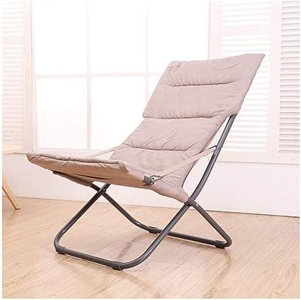 WDWL Chaise Pliante Terrasse Terrasse Camping Confortable