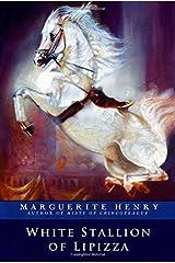 White Stallion of Lipizza Paperback