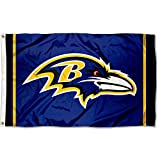 Baltimore Ravens Large NFL 3x5 Flag