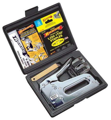 Arrow Fastener T50VP Heavy Duty 5-Piece Staple Gun Kit