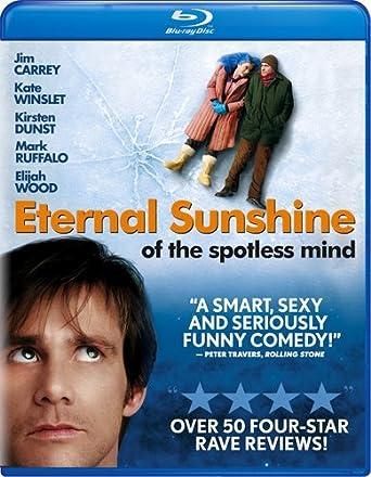 Amazoncom Eternal Sunshine Of The Spotless Mind Blu Ray Jim