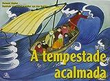 img - for A Tempestade Acalmada - Cole  o Meu Her i Jesus (Em Portuguese do Brasil) book / textbook / text book