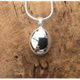 Silver Simple Pebble l Harmony Ball Necklace Kit l 'Mexican Bola' l A Lovely Pregnancy Gift