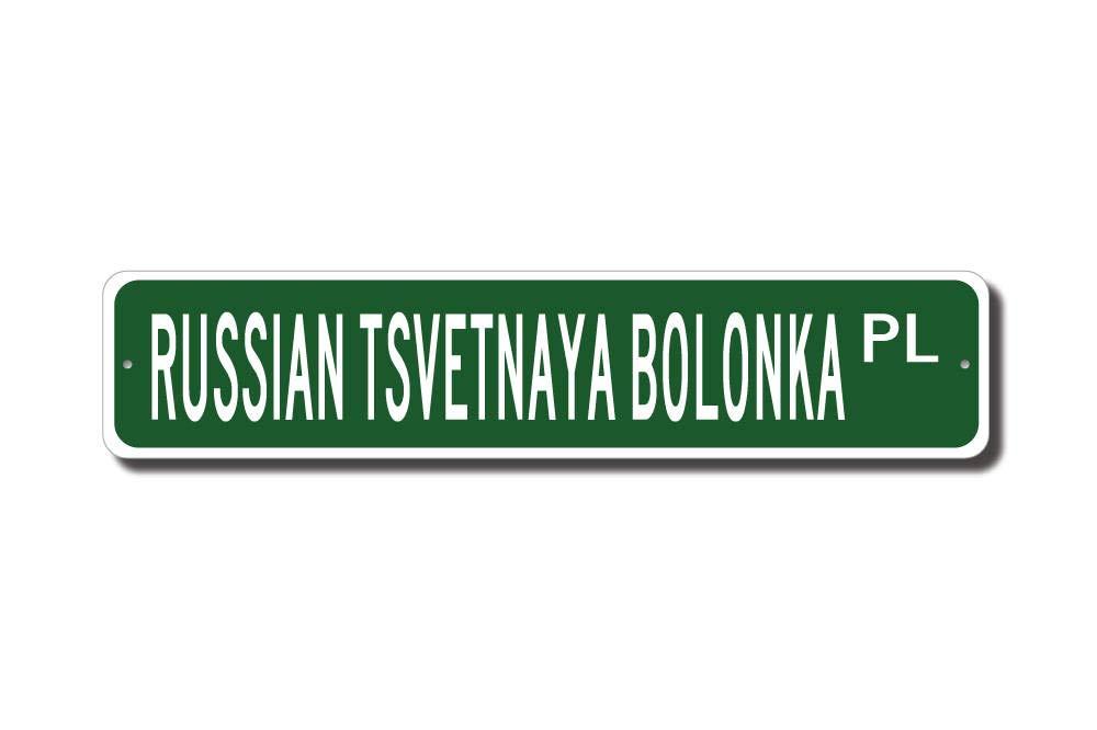 qidushop Cartel Ruso Tsvetnaya Bolonka Tsvetnaya Bolonka ...