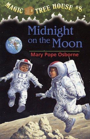 Das magische Baumhaus 8 - Abenteuer auf dem Mond - Book #8 of the Das magische Baumhaus