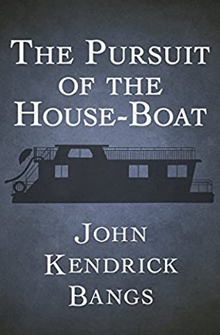book cover of The Pursuit of the Houseboat