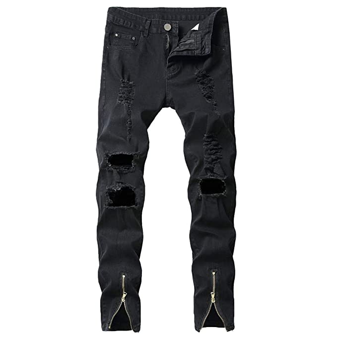 Amazon.com: Pantalones de verano para hombre, mezcla de lino ...