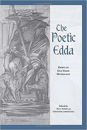 the poetic edda essays on old norse mythology garland medieval the poetic edda essays on old norse mythology garland medieval casebooks paul l acker carolyne larrington 9780815316602 com books