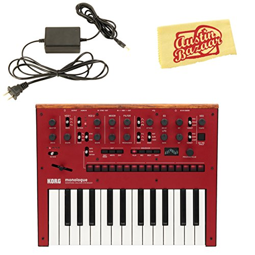 Top korg monologue red for 2019