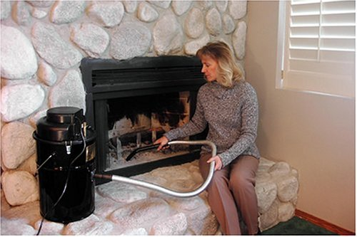 Cougar Ash Vacuum, Black, Made in USA by Dustless Technologies (Image #1)