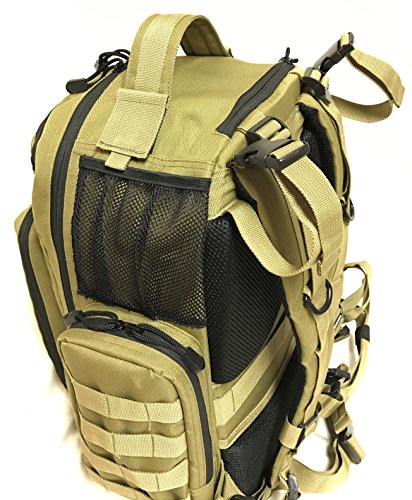 For Dad, Tactical Diaper Bag Backpack and Changing 4