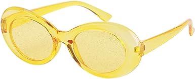 Disfraz De Gafas De Sol Transparentes Retro Para Mujer Gafas ...