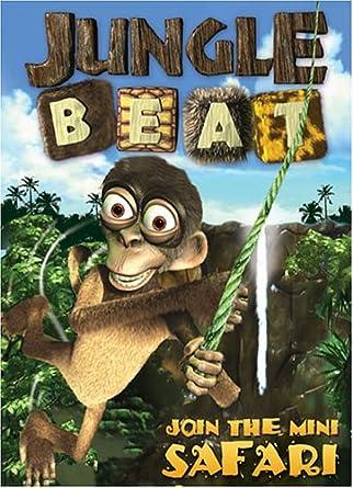 Jungle Beat Kids DVD Cartoon DVDs For Cartoons Comedy