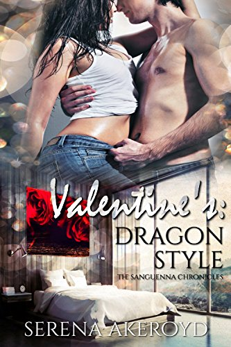 Valentine's Dragon Style by Serena Akeroyd
