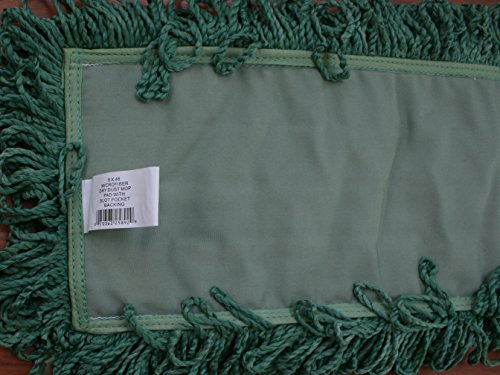 O'Dell 5 X 48 Microfiber Dry Pad with Fringe-Slot Pocket MFD485G-FSP by O'Dell (Image #2)