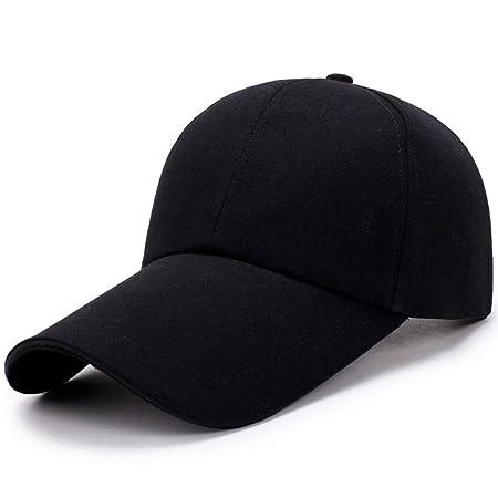 zlhcich Tide Plus Sombrero Largo Gorra de béisbol Moda Femenina ...