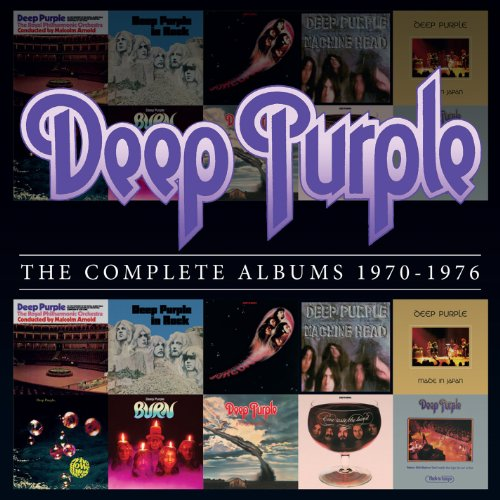 The Complete Album 1970-1976 (10CD) ()
