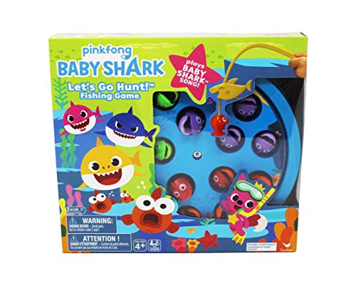 [해외]Baby Shark Fishing Game with Song / Baby Shark Fishing Game with Song