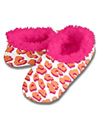 Snoozies Animals Fleece Lined Womens Footcoverings