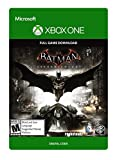 Batman Arkham Knight Xbox One Digital