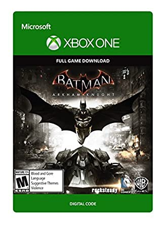 Batman: Arkham Knight - Xbox One Digital Code