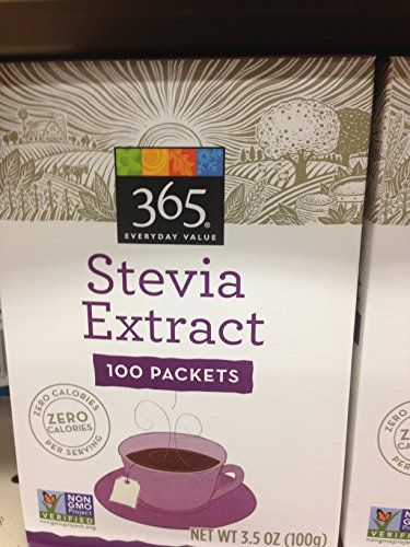 365-everyday-value-organic-stevia-extract-100-packets-pack-of-2