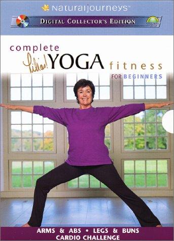 Amazon.com: Complete Yoga Fitness Beginners: Cardio ...