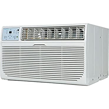 Keystone 14,000 BTU 230-Volt Through-the-Wall Air Conditioner with Remote (KSTAT14-2C)