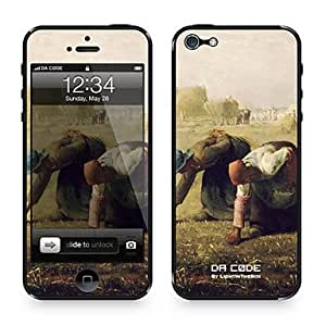"""Buy Da Code ? Skin for iPhone 5/5S: """"Gleaners"""" by Jean-Franc?ois Millet (Masterpieces Series)"""
