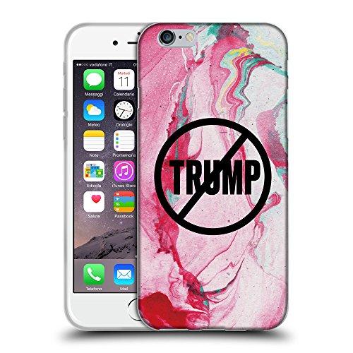 """Super Galaxy Coque de Protection TPU Silicone Case pour // Q04110520 Never Trump renaissance // Apple iPhone 6 PLUS 5.5"""""""