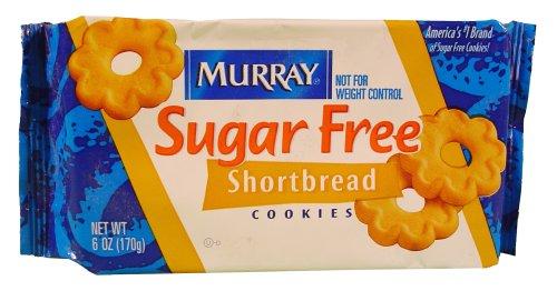 (Murray Sugar Free Cookies Shortbread)
