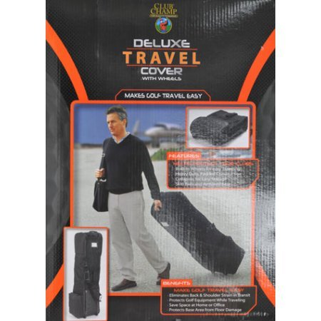 Golf Bag Travel Cover With Wheels by Golf Bag Travel (Image #1)