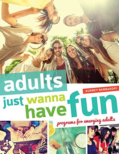 Pdf Social Sciences Adults Just Wanna Have Fun: Programs for Emerging Adults