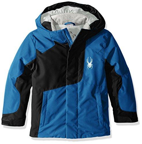 (Spyder Boys Flyte Jacket, XX-Large, Concept Blue/Black)