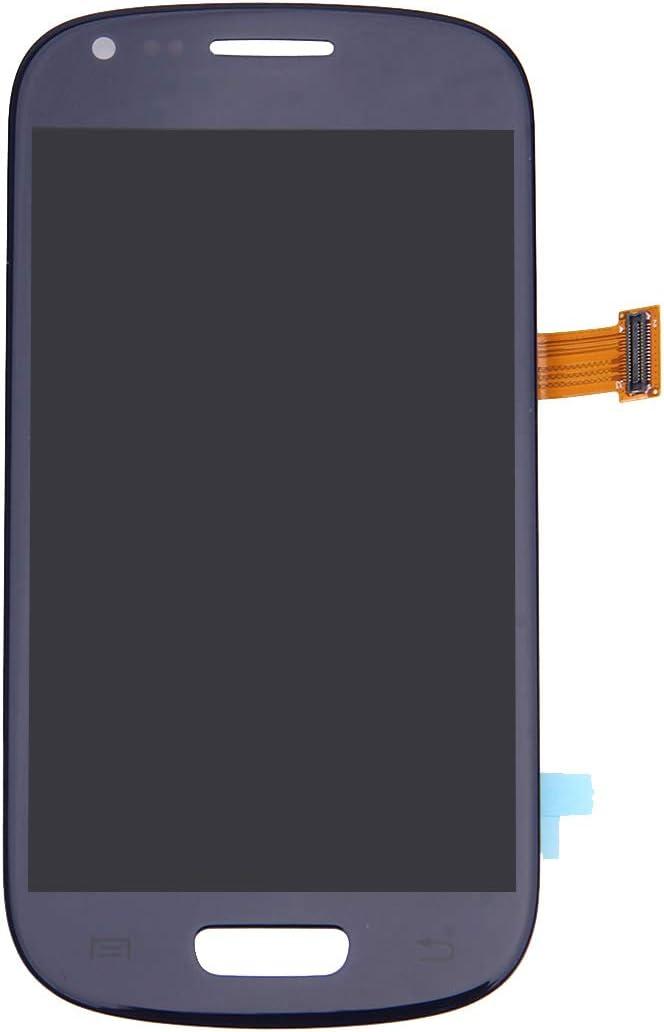 i8190 LIYUNSHU LCD Screen and Digitizer Full Assembly for Galaxy SIII Mini Blue