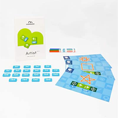 Matatalab Artist Add-on ( Play with Matatalab Coding Set ): Toys & Games