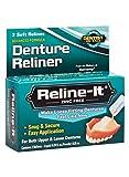 Reline-It Denture Reliner, 2-Count
