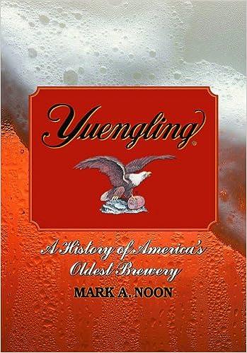 Descarga de libros electrónicos en línea gratisYuengling: A History of America's Oldest Brewery en español CHM by Mark A. Noon